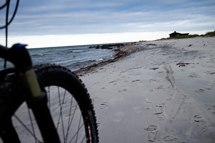 Stranden ved Flyndersø