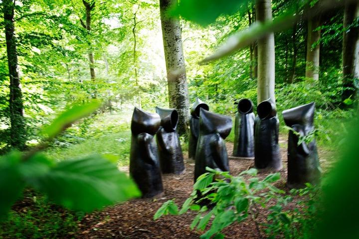 Nye venner i Ulkerup Skov