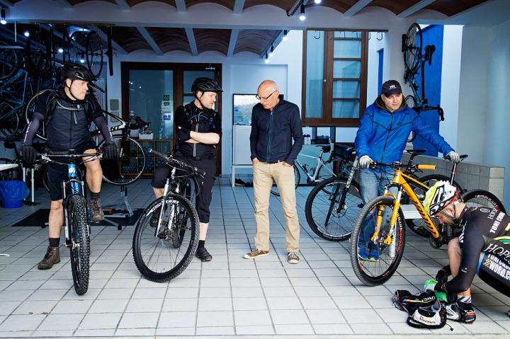 80 kvm cykelgarage